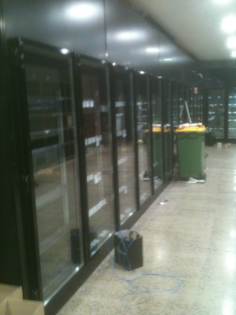Refrigeration Doors
