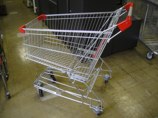 Shopping Trolley 125L
