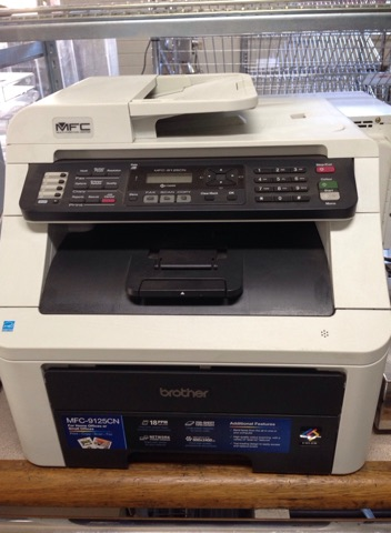 MFC-9125CW Brother Colour Printer