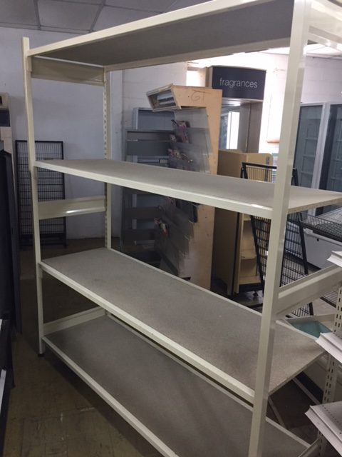 2100mm H Garage Shelving Unit