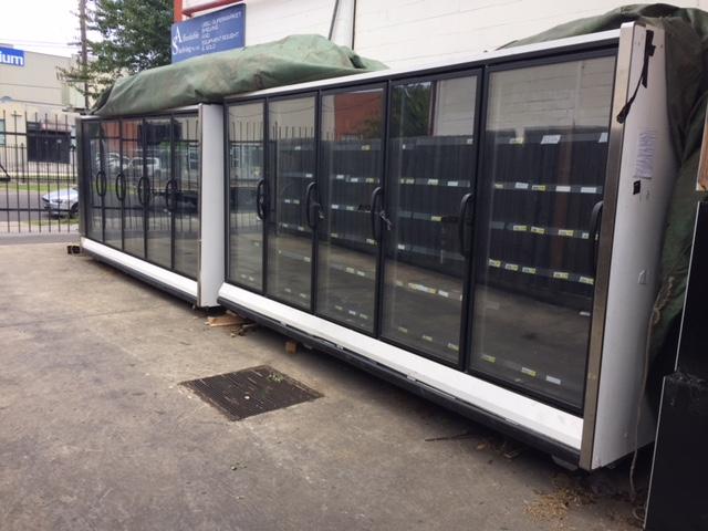 Refrigeration/ Freezer Package