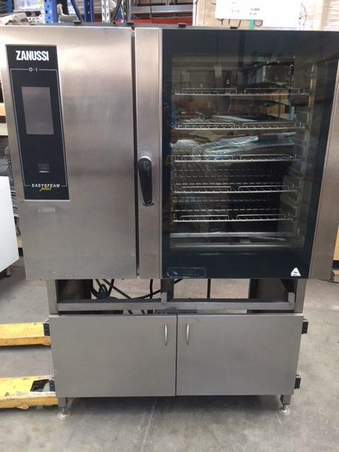 Zanussi Easysteam Plus Combi Oven