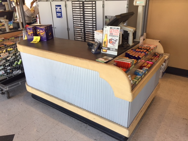 Check Out Counters – 5 units available