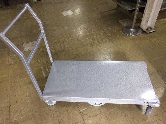 Single Deck Stock Trolley
