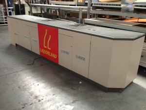 Refurbished Sales Counter – Used