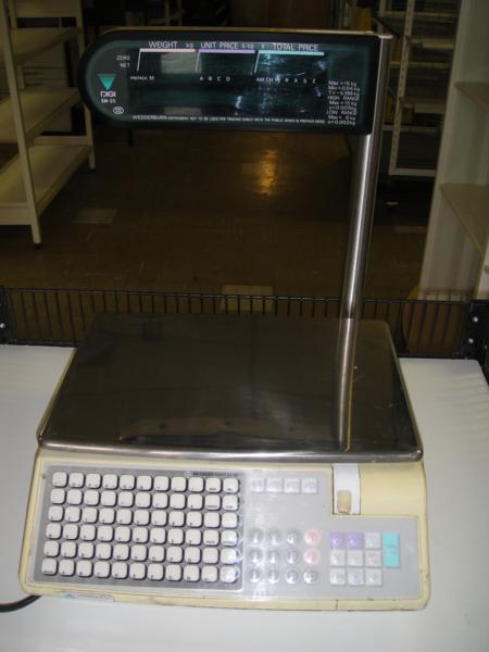 Printer Scale – Digi SM-25