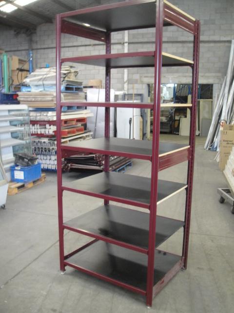 2100mm high Storage Racking/Shelving