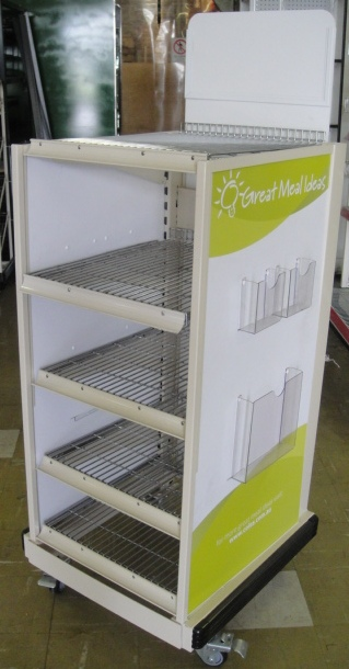 Portable Displays Supermarket