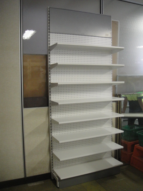 Pharmacy Wall Bay Shelving