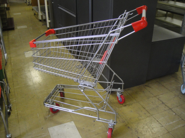 Shopping Trolley 80L