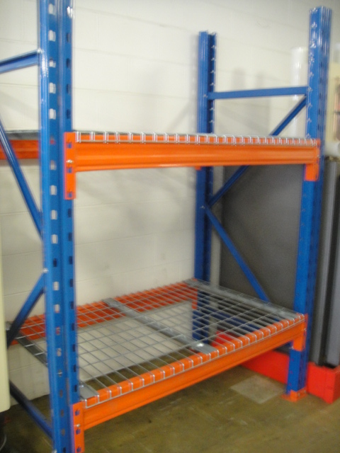 2025mm High – Pallet Racking