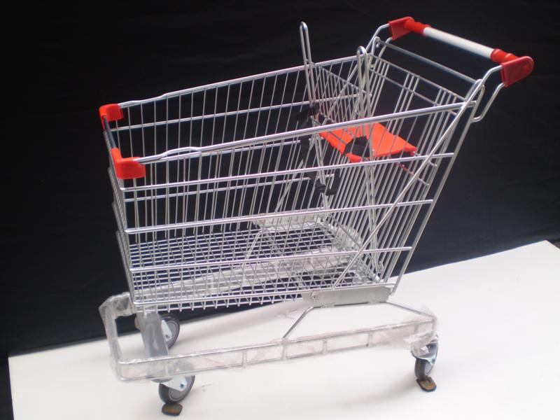 Shopping Trolley 150L