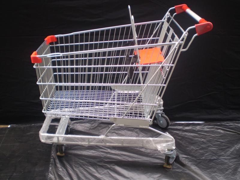 Trolleys Baskets