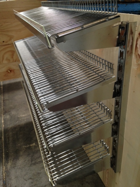 Confectionery Shelving