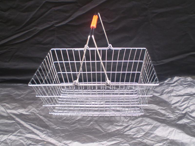 Chrome Wire Baskets