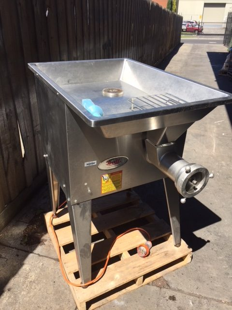 Meat Mincer -Hall Stainless Steel