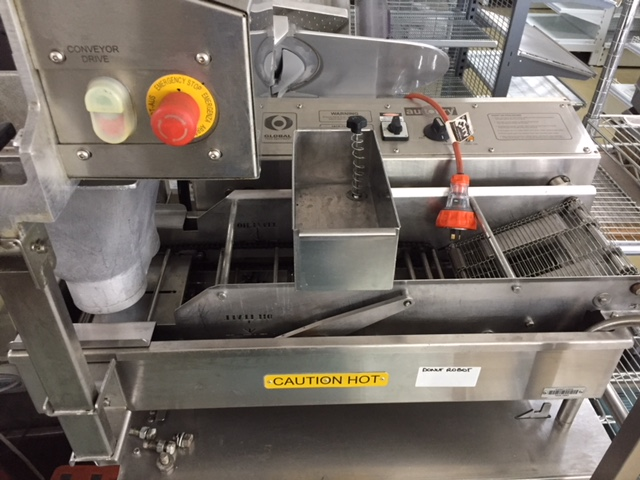 Donut Robot Global Double Drop Auto Fryer